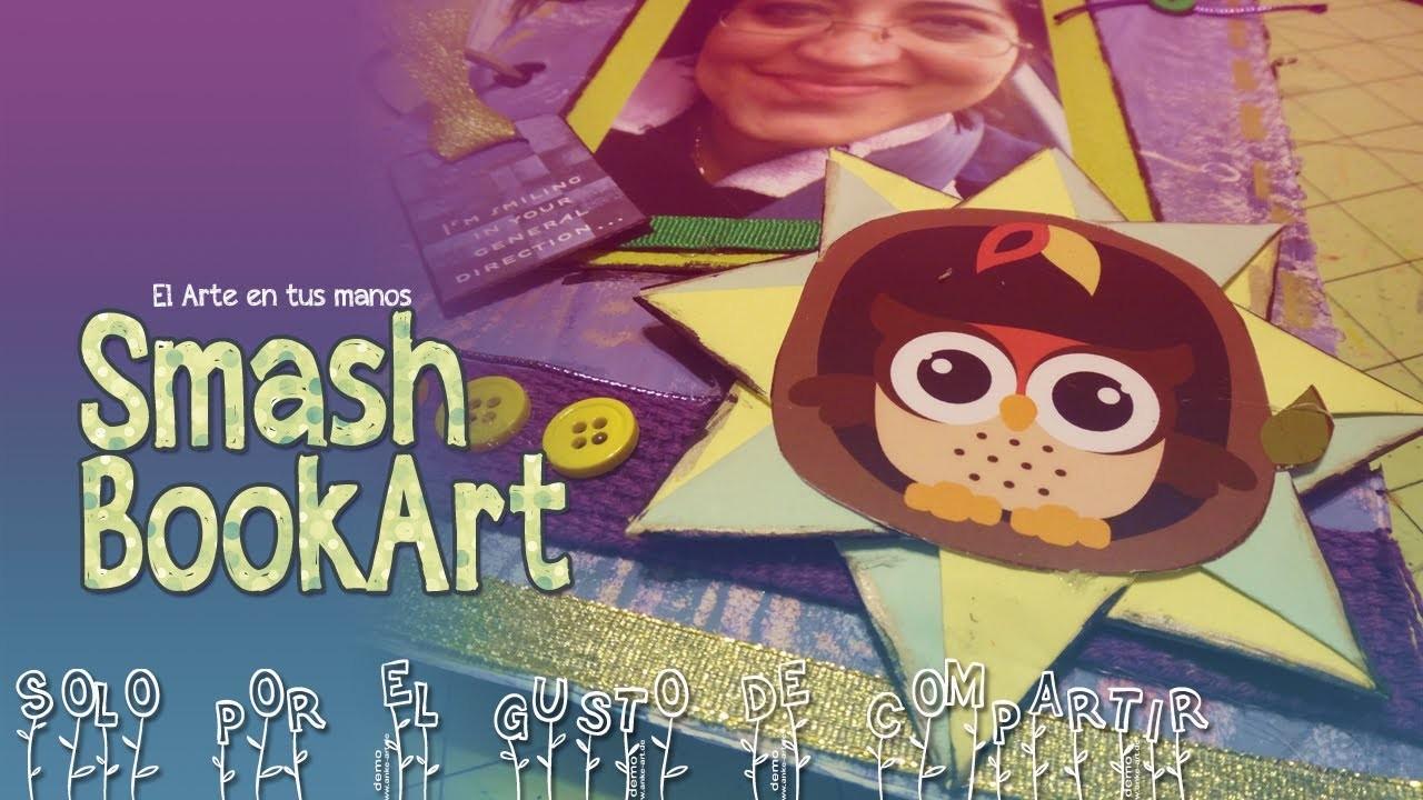 SmashBook Art  ::MySelf::