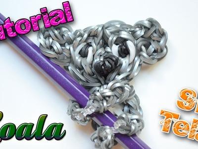 ♥ Tutorial: Koala de gomitas (sin telar) ♥