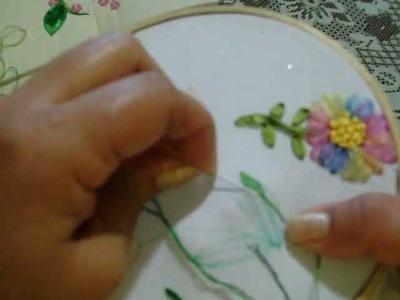 27 DIY variante espina de pescado o palma  1 Iztac Madrigal
