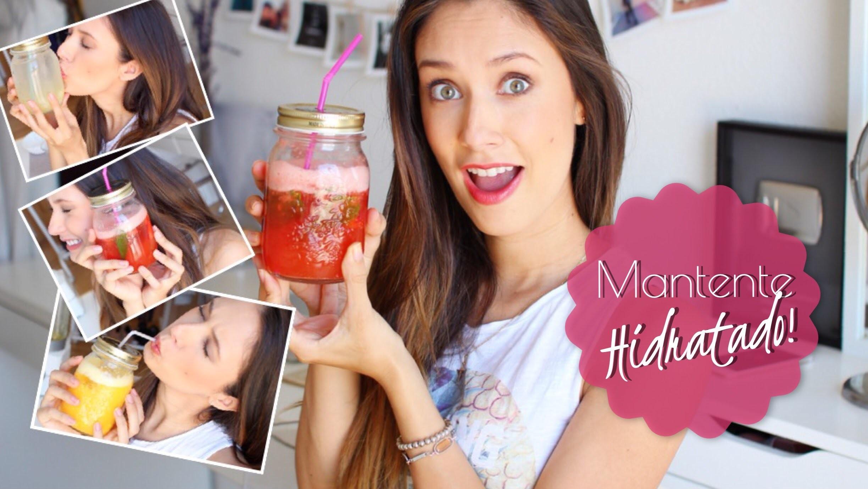 3 Bebidas Fresquitas para el Verano!!   DIY