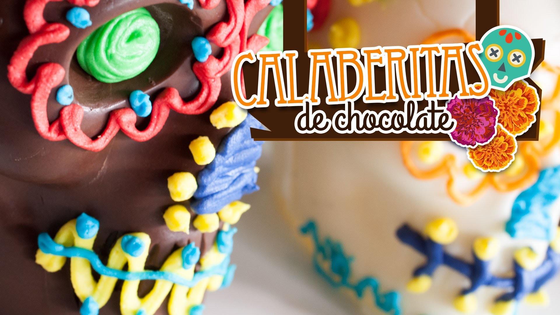 Calaveritas de Chocolate