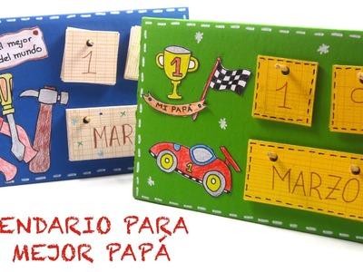Calendario para Papá