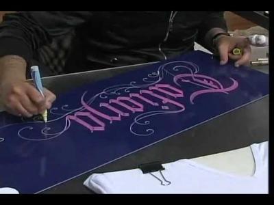 Caligrafia el caligrafo - aprenda y venda