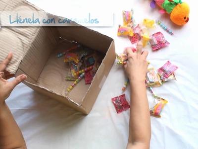 Como hacer una piñata - Colección Badia