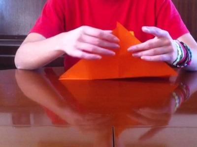 Manualidades: Cómo hacer un molino de papel - manualidades con papel