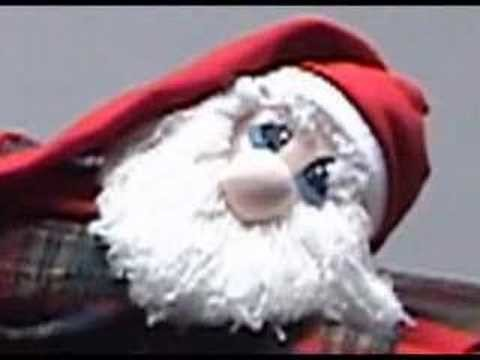 Muñecos navideños 2