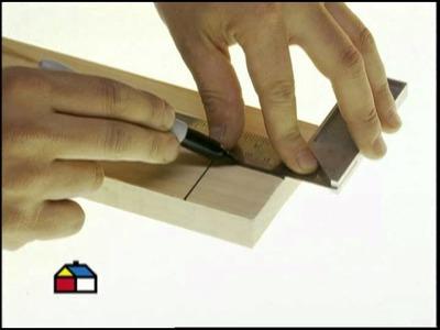 ¿Cómo hacer un juego con figuras de madera?