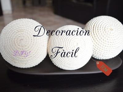 Decoración Fácil y Económica-DIY.Mon♥