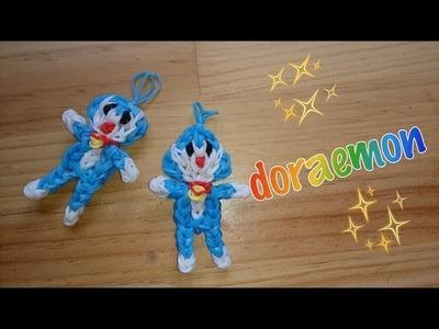 Doraemon de gomitas  con telar