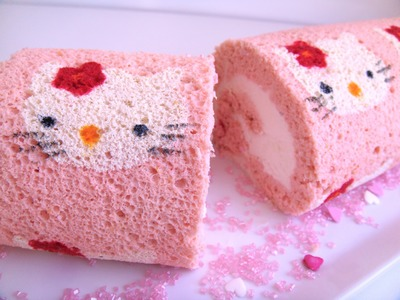 HELLO KITTY ROLL  # 203 #