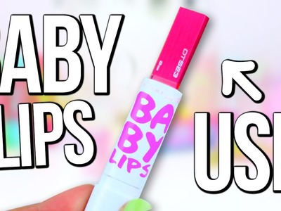 TRANSFORMA TU BABY LIPS EN MEMORIA USB - DIY REGRESO A CLASES!
