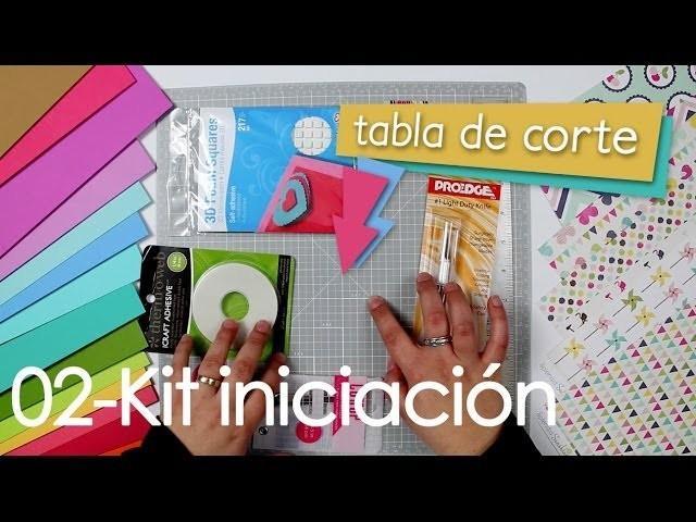 02 - Materiales - Kit Iniciación Up&Scrap