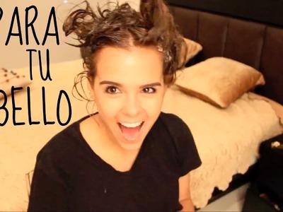 ADIOS CABELLO MALTRATADO EN 30 MINUTOS♥   -Yuya