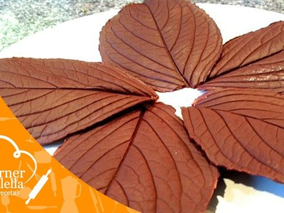 Adornos de Chocolate para Tartas