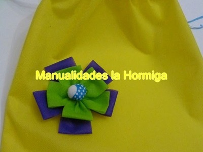 Bolsas ecologicas en tela cambrel especiales para empaques, regalos paso  a paso 350