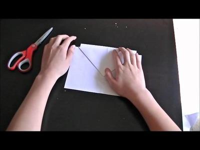 Como hacer el MEJOR avion de papel del mundo