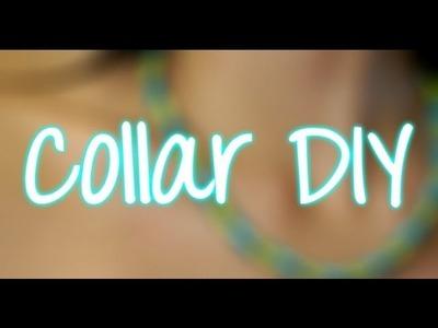 Crea tus propios accesorios: COLLAR!!!!