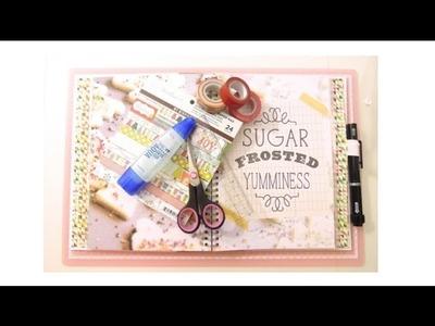 Diario de navidad. preparando mi Kit DN5-2013
