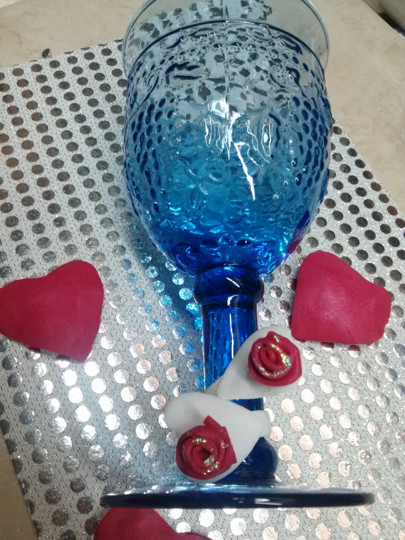 DIY Marcadores para copas de vino . Wine glass markers