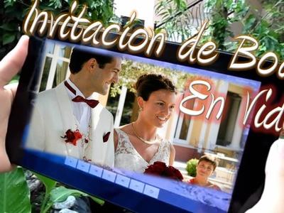 Invitaciones de Boda Originales o Recuerdos para Boda o quizás Invitaciones de Boda Baratas Escoja