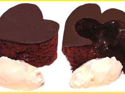 Magia de chocolate y red velvet para San Valentín de IDEAS PARA FIESTAS