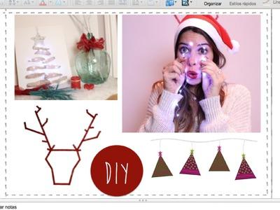DIY | Deco Navidad