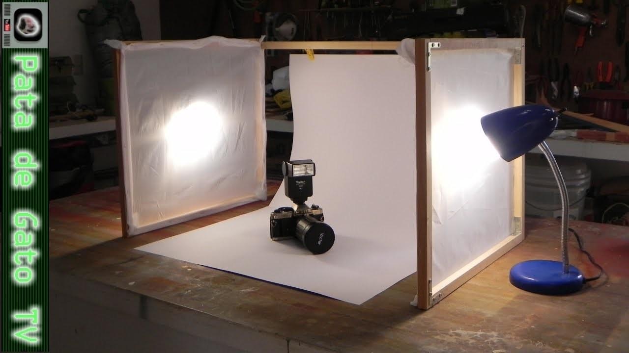 Caja de Luz. Lightbox