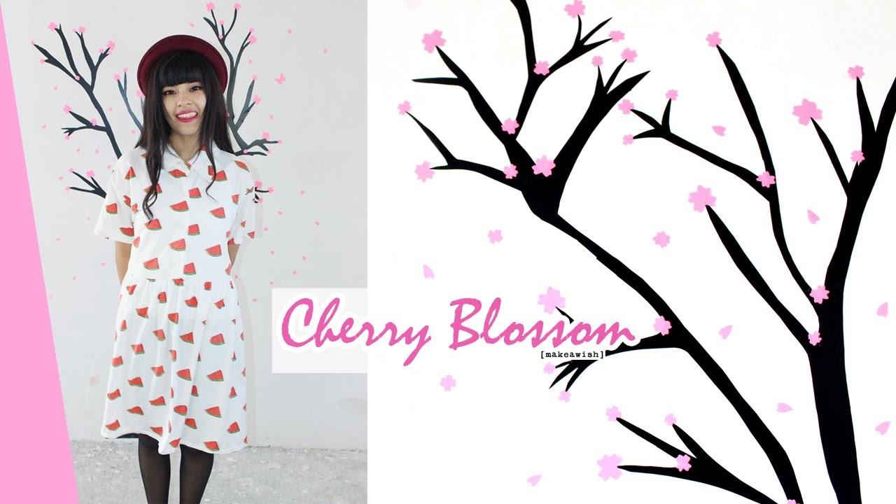 Decora tu habitación con un Árbol Sakura | Cherry blossom tree