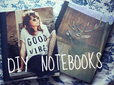 Decora tus cuadernos DIY - FACIL & BARATO ♡ popcherri