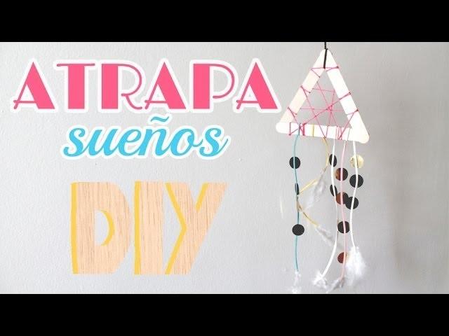 DIY Atrapasueños casero