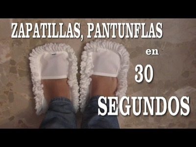 DIY ZAPATILLAS EXPRÉS  EN 30 SEGUNDOS