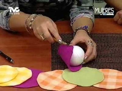 Esferas en Forma de Cupcake (METVC)