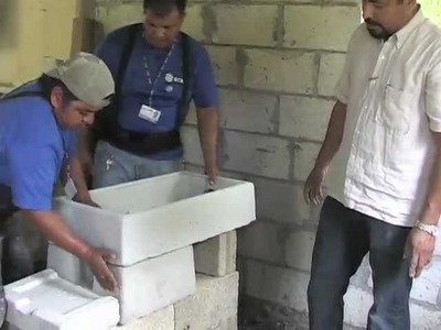 Estufa ahorradora de leña ONIL