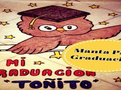 Manta Para Graduación