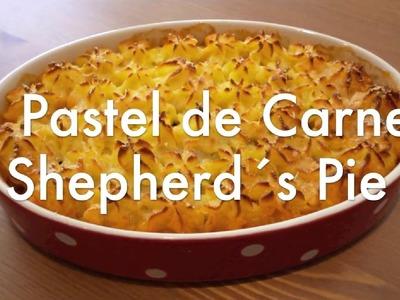 Pastel de carne Shepherd´s Pie  - Recetas de cocina