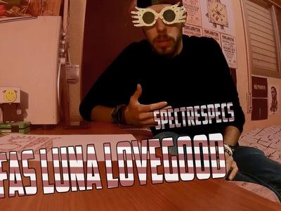 Tutorial || Cómo hacer las gafas Luna Lovegood - Spectrespecs