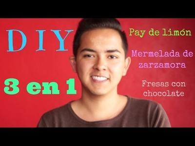 #2 DIY Dia de san Valentín 3 en 1 Perfecto regalo para disfrutar con esa persona ♥