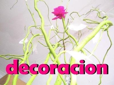 ¡DECORACIÓN para rincones VACÍOS! ♥ adorno fácil ♥. DIY Room Decorations