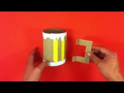 Caja para regalo - Forma de jarra de cerveza