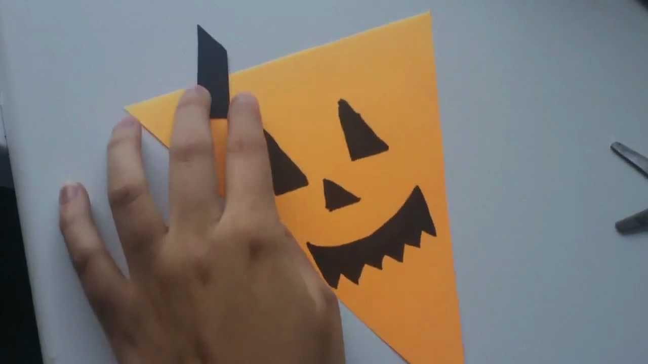 Cómo hacer banderines para Halloween | facilisimo.com