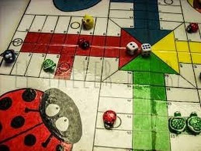 Como hacer juegos de mesa de carton con los mas pequeños ideas faciles