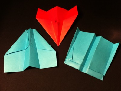 Como hacer los mejores aviones de papel