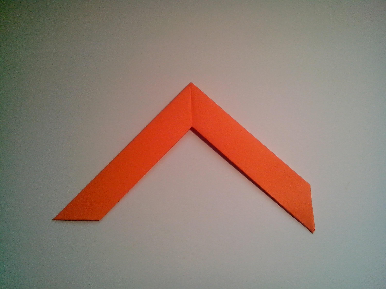 Como hacer un boomerang de papel (arma de origami)