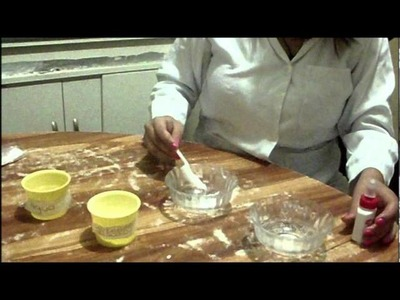 Como hacer un polímero