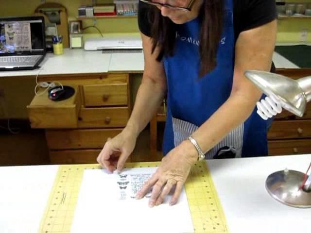 Como reemplazar los sellos de goma
