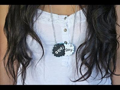 DIY: Bajo la Misma Estrella. (Collar) HD