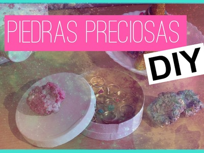 Diy Piedras preciosas ! ★ Pinterest Room Decorations ★