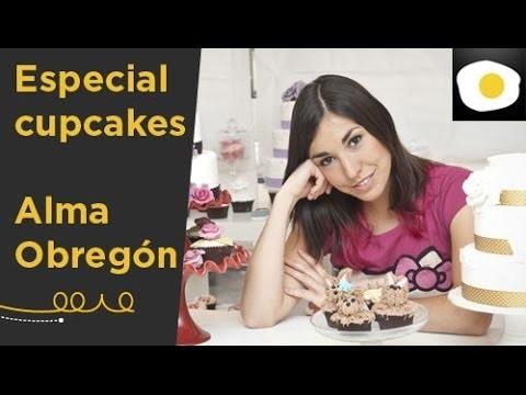 Especial cupcakes (Recetas) | Alma Obregón