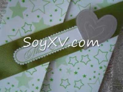Invitaciones XV años - quinceañera - SoyXV.com