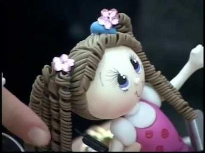 Pequeña muñeca